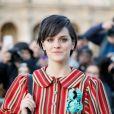 Noémie Merlant - Arrivées au défilé Louis Vuitton collection prêt-à-porter Automne/Hiver 2020-2021 lors de la Fashion Week à Paris le 3 mars 2020. © Christophe Clovis - Veeren Ramsamy / Bestimage