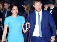 Meghan Markle de retour à Londres : éclatante en robe moulante aux côtés d'Harry