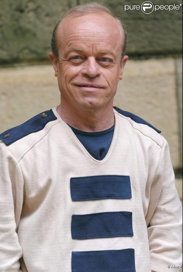 Alain Prévost, alias Passe-temps de Fort Boyard