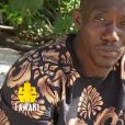 """Moussa dans """"Koh-Lanta, l'île des héros"""" vendredi 13 mars 2020 sur TF1."""