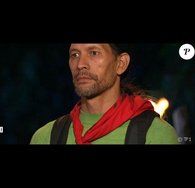 """Teheiura dans """"Koh-Lanta, l'île des héros"""" vendredi 13 mars 2020 sur TF1."""