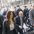 Harvey Weinstein et son avocate Donna Rotunno le 24 février 2020 à la Cour suprême de l'État de New York pour son procès pour viol et agression sexuelle. Il a été reconnu coupable de deux des cinq chefs d'accusation qui pesaient sur lui.