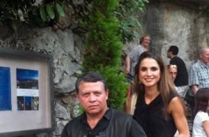 Rania de Jordanie vous offre ses photos de vacances ! Glamour toujours pour la famille royale !