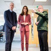 Kate Middleton et William : En pleine épidémie, ils visitent un centre d'urgence