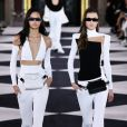 Défilé Balmain, collection prêt-à-porter printemps-été 2020 lors de la Fashion Week de Paris (PFW), le 27 septembre 2019.
