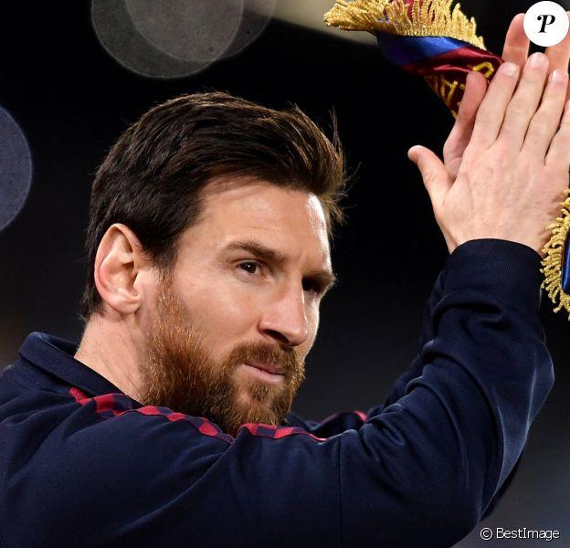 Lionel Messi - SSC Naples vs FC Barcelone - 1/8 Aller - Ligue des Champions à Naples le 25 février 2020. © Antonietta Baldassarre / Panoramic / Bestimage