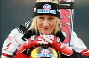 La championne Renate Götschl prend sa retraite... et attend son premier enfant !