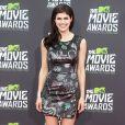 Alexandra Daddario - Soiree MTV Movie Awards a Culver City, le 14 avril 2013.