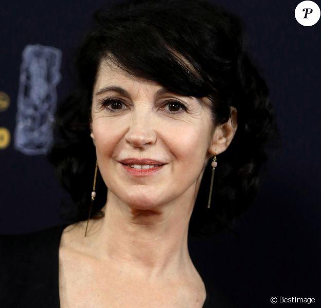 Zabou Breitman lors du photocall lors de la 45ème cérémonie des César à la salle Pleyel à Paris le 28 février 2020 © Dominique Jacovides / Olivier Borde / Bestimage