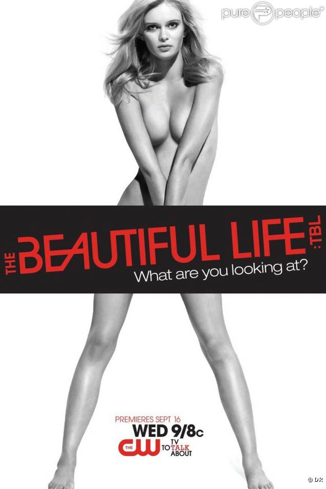 Sara Paxton pour la promo de  The Beautiful Life  !
