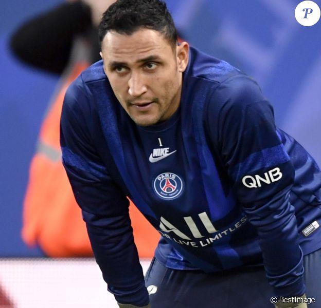 Keylor Navas - Le PSG contre Montpellier, le 7 décembre 2019. © Anthony Bibard / Panoramic / Bestimage 07/12/2019 - Montpellier