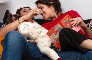 """Laurie Cholewa confinée avec sa fille : """"C'est la plus heureuse"""" (EXCLU)"""