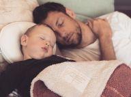 Jenson Button : Son fils de 8 mois opéré, plâtre impressionnant
