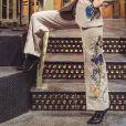 La chanteuse Halsey porte des bottines Sergio Rossi sur le plateau de Saturday Night Live. Février 2020.