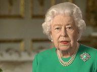 Elizabeth II déterminée et positive : rare prise de parole contre le coronavirus