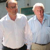 François Hollande en deuil : hommage à son père, qu'il aurait voulu embrasser
