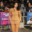 """Esther Garrel - Première du film """"Call Me By Your Name"""" lors du Festival du Film de Londres (BFI) au cinéma Odeon Leicester Square à Londres, Royaume Uni, le 9 octobre 2017."""