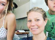 Gwyneth Paltrow : Son fils de 14 ans cuisine et régale la famille