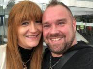 Sandrine (4 mariages pour 1 lune de miel) : Son mari David inconsolable
