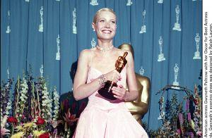 Gwyneth Paltrow vend une robe portée aux Oscars aux enchères