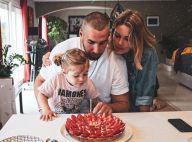Luka Karabatic : Sa fille Deva lui coupe les cheveux pour son anniversaire