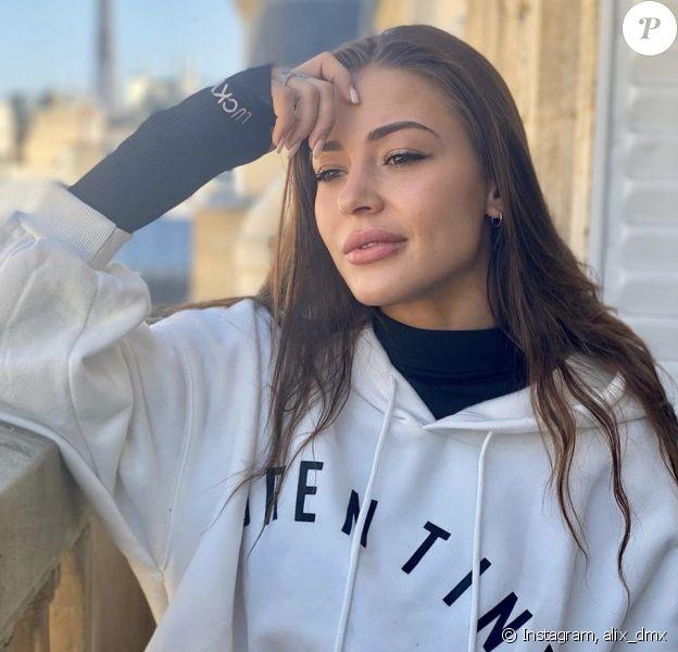 Alix (Les Marseillais) sur Instagram - 23 avril 2020