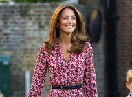 Kate Middleton confinée avec style : nouvelle robe fleurie, et accessible !