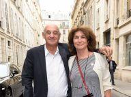 Mort d'Henri Weber: Sa femme Fabienne Servan-Schreiber et les ténors PS en deuil
