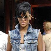 Rihanna frise le look vulgaire... Et c'est pas la grande forme !