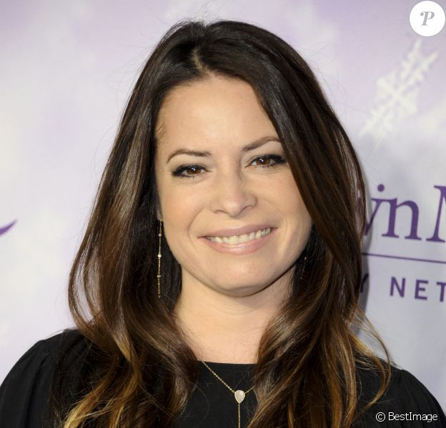 """Holly Marie Combs - Soirée TCA Press Tour """"Hallmark Channel and Hallmark Movies and Mysteries Winter 2016"""" à Pasadena, le 8 janvier 2016."""