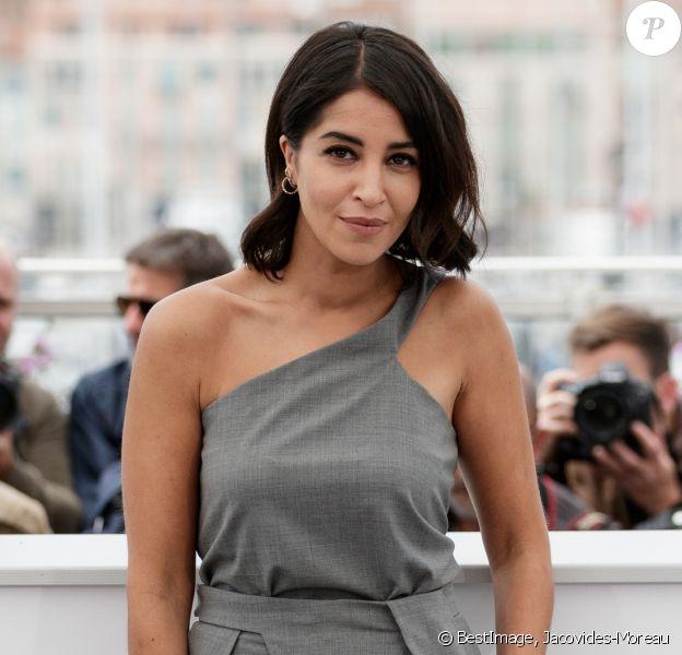 Leïla Bekhti au photocall du film La fameuse invasion des ours en Sicile lors du 72ème Festival International du film de Cannes. Le 21 mai 2019 © Jacovides-Moreau / Bestimage