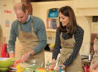 Kate Middleton en cuisine avec ses enfants, des pâtes au menu !