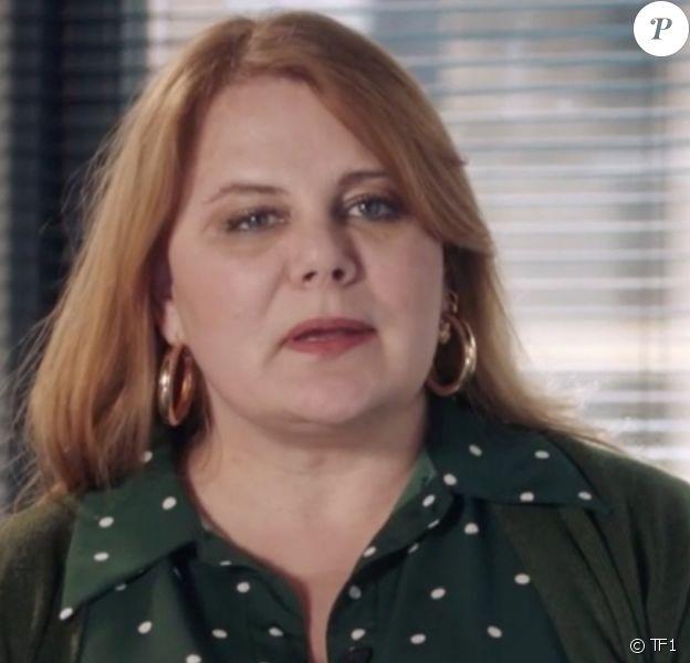 """Ariane Séguillon joue Christelle Moreno dans la série """"Demain nous appartient"""", diffusée sur TF1."""