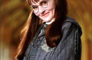 Harry Potter et la Coupe de Feu : Qui se cache derrière Mimi Geignarde ?