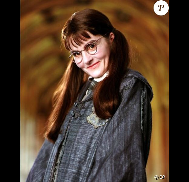 Photo promo de Mimi Geignarde dans Harry Potter
