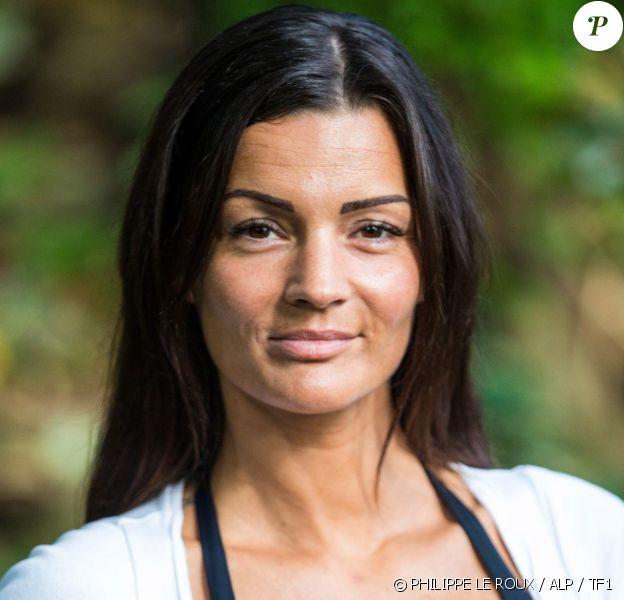 """Jessica, candidate de """"Koh-Lanta 2020"""", saison intitulée """"L'île des héros"""", diffusée à partir du 21 février 2020."""
