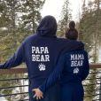 Justin Timberlake et Jessica Biel sur Instagram, le 10 mai 2020.