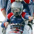 Pavle Jovanovic, membre de l'équipe de bobsleigh des États-Unis (photographié lors des championnats du monde de bobsleigh à Calgary, au Canada, en février 2005), est mort le 3 mai 2020.