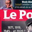 Retrouvez l'interview intégrale de Woody Allen dans le magazine Le Point, n°2490 du 14 mai 2020