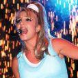"""Britney Spears - Concert soirée """"Zootopia 1999"""" dans le New Jersey. Le 7 juin 1999."""