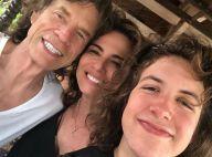 """Lucas Jagger, fils de Mick, a fêté ses 21 ans : """"Petite fête"""" en appel vidéo"""