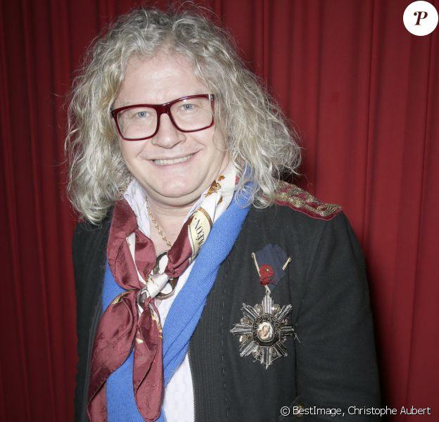 Pierre-Jean Chalençon - Marcel Campion a fêté son 80ème anniversaire au Cirque d'hiver Bouglione à Paris. Le 17 février 2020 © Christophe Aubert via Bestimage 17/02/2020 - Paris