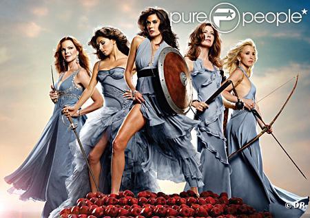 Nos Desperate Housewives sont prêtes pour la guerre !