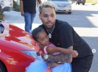 Chris Brown : Papa comblé, il gâte sa fille Royalty pour son anniversaire