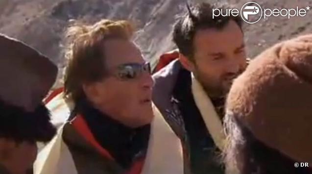 Des images d' En Terre Inconnue , avec Gilbert Montagné, diffusé sur France 2 le 1er septembre 2009 !