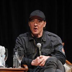 John Cusack prend la parole à l'occasion d'une projection du film 'Say Anything - Un monde pour nous' à Fort Lauderdale en Californie, le 26 juillet 2019.