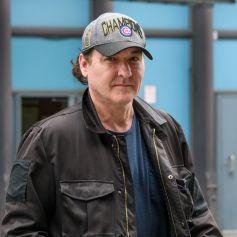 Exclusif - John Cusack se promène dans les rues de New York, le 22 juin 2018.