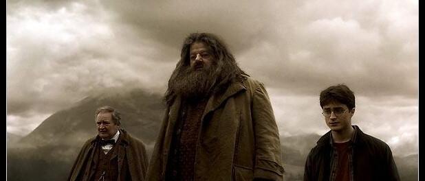 Harry Potter et les Reliques de la mort : Pourquoi Hagrid ne pouvait pas mourir