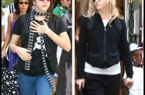 Lourdes, la fille de Madonna, fait tout comme sa mère : c'est même son sosie dans un remake de... Like A Virgin !