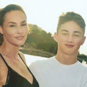 Vanessa Demouy, si fière de son fils Solal qui franchit une grande étape